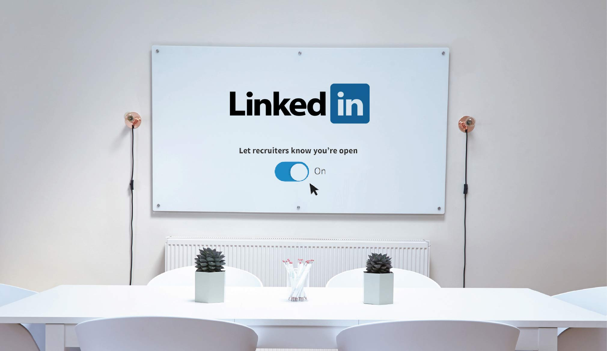 Linkedin Open Candidates